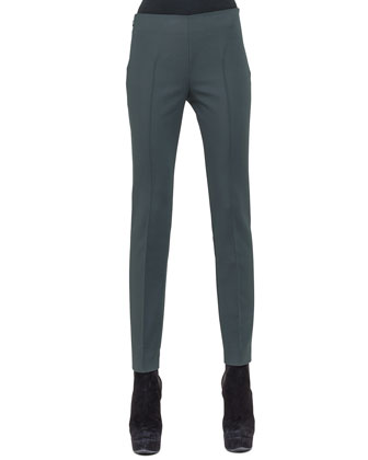Techno-Cotton Slim Stretch Pants