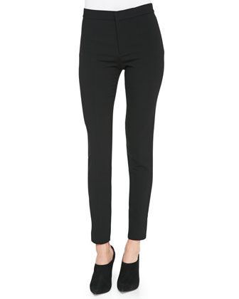 Farrah Stretch Wool Skinny Pants