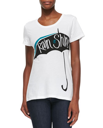 Rain Or Shine Graphic Tee