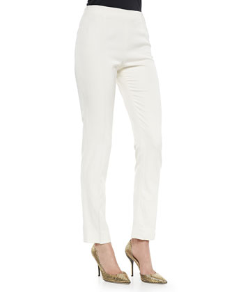 Catherine Side-Zip Pants