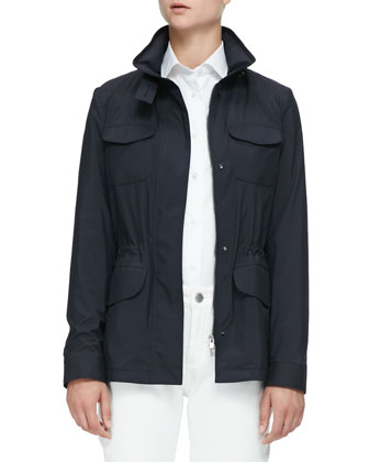 Windmate Traveler Jacket, Navy