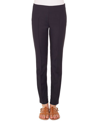 Melissa Techno Slim Pants, Mocha