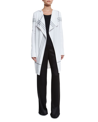 Milano Knit Artisan Topper Jacket