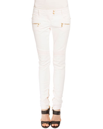 Shawl-Collar Tuxedo Jacket, Sable Blanc