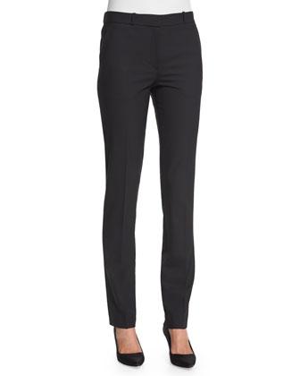 New Franklin Skinny Pants, Black