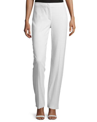 Tovah Classic Trousers, Off White