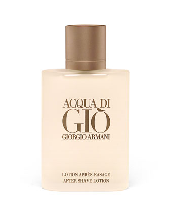 Acqua Di Gio for Men Aftershave Lotion