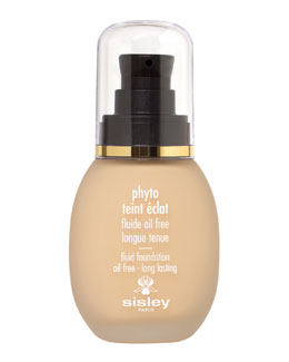 Sisley-Paris Phyto-Teint Eclat Fluid Foundation Oil-Free