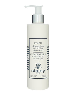 Sisley-Paris Lyslait Cleansing Milk with White Lily