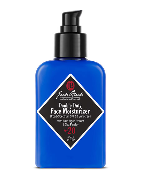Jack Black Double-Duty Face Moisturizer, 3.3oz (Men's Health