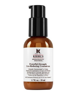 Kiehl's Since 1851 Powerful-Strength Line-Reducing Concentrate <b>NM Beauty Award Finalist 2014</b>