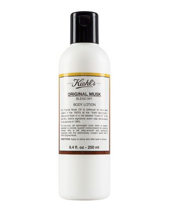 Original Musk Body Lotion, 8.4 fl. oz.