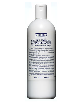 Gentle Foaming Facial Cleanser, 16.9oz