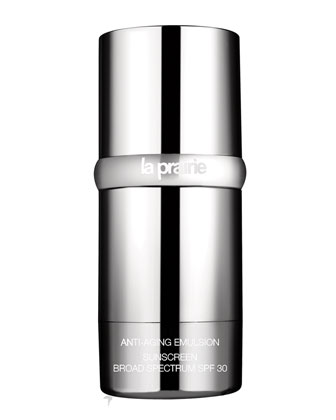 Anti-Aging Emulsion Sunscreen SPF 30, 1.7 oz.