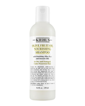 Olive Fruit Oil Nourishing Shampoo, 8.4 oz.