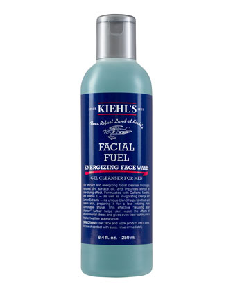 Facial Fuel Energizing Face Wash Gel Cleanser For Men, 8.4 fl. oz. ...