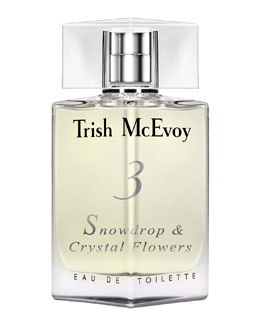 Trish McEvoy #3 Snowdrop & Crystal Flowers, 50mL