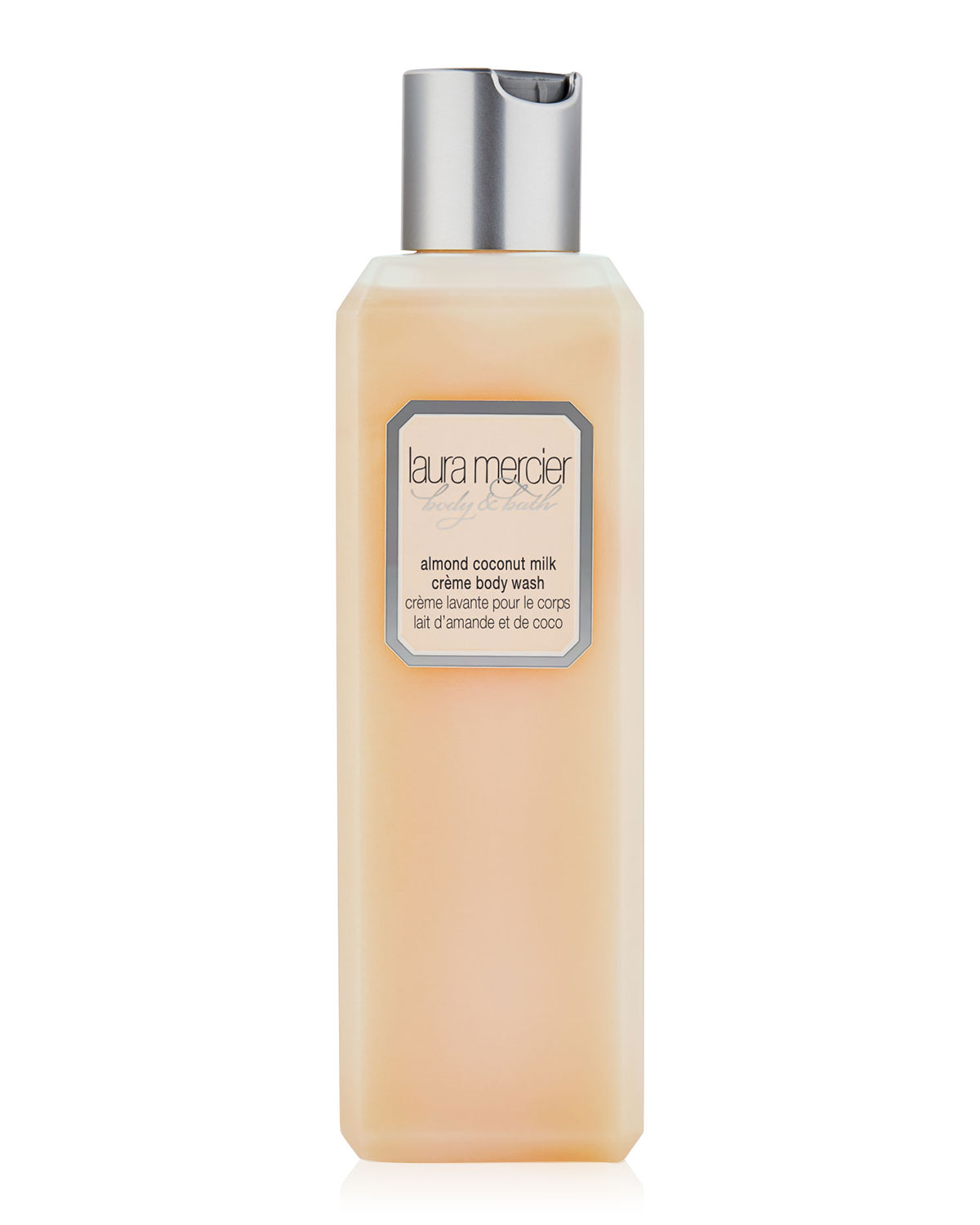 Almond Coconut Milk Creme Body Wash - Laura Mercier