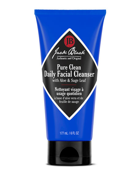 Jack Black Pure Clean Daily Facial Cleanser, 6