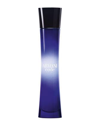 Code Pour Femme Eau de Parfum, 1.7oz