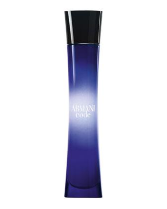 Code Pour Femme Eau de Parfum, 2.5oz