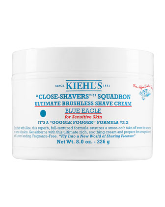 Close Shaver's Squadron Shave Creams, Blue Eagle