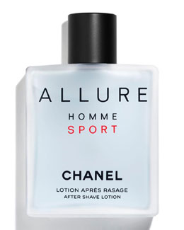 CHANEL ALLURE HOMME SPORT AFTER SHAVE LOTION 3.4 oz