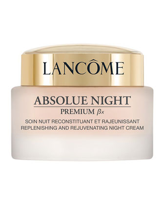 Absolue Premium Bx Replenishing and Rejuvenating Night Cream, 2.6 oz