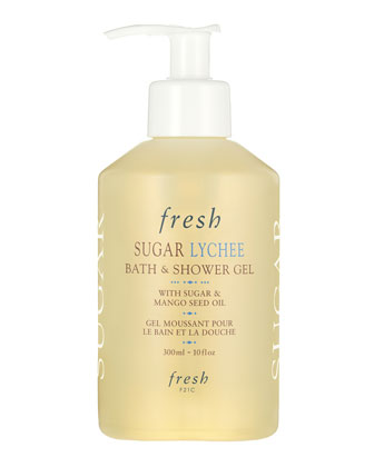 Sugar Lychee Bath and Shower Gel
