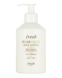Fresh Lemon Sugar Lotion
