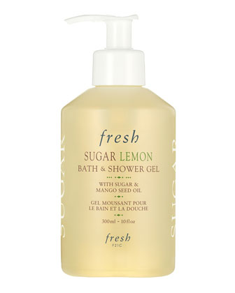 Lemon Sugar Bath and Shower Gel