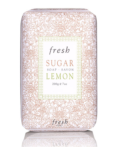 Fresh Lemon Sugar Soap