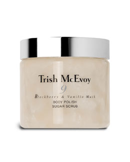 Trish McEvoy #9 Blackberry & Vanilla Musk Body Polish Sugar Scrub