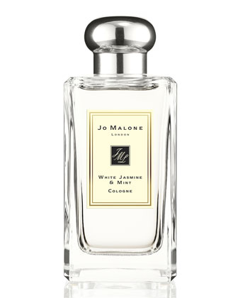 White Jasmine & Mint Cologne, 3.4 oz.