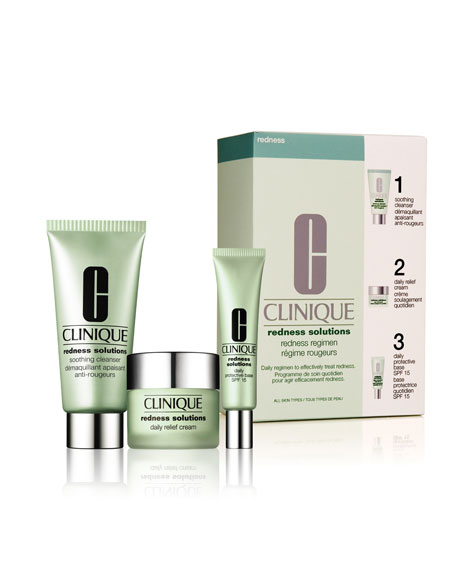Redness Solutions Redness Regimen ($77.50 value)