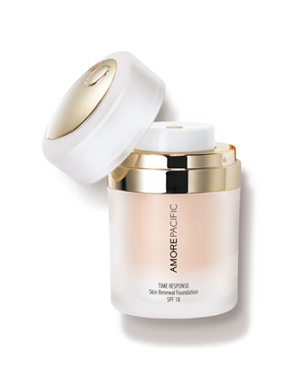 Time Response Skin Renewal Foundation SPF 18