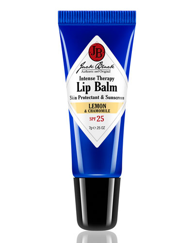 Jack Black Black Diamond Formula Intense Therapy Lip Balm SPF 25