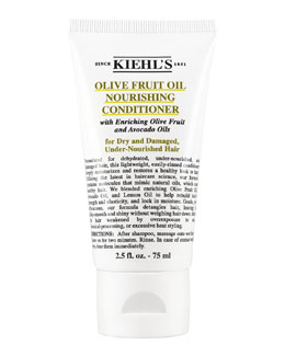 Kiehl's Since 1851 Olive Fruit Oil Nourishing Conditioner, 2.5 oz.