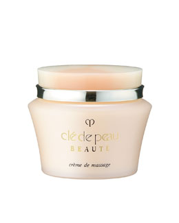 Cl? de Peau Beaut? Massage Cream  (Creme de Massage)