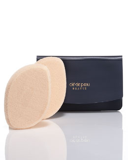 Cle de Peau Beaute Sponge (Cream Foundation)
