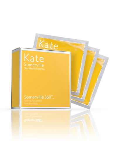 Kate Somerville Somerville360°Tanning Towelettes , 8ct<b>NM Beauty Award Finalist 2012!</b>