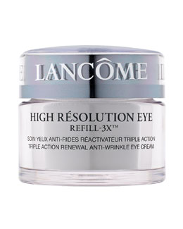 Lancome High Resolution Eye Refill-3X