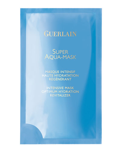 Guerlain Super Aqua Sheet Mask