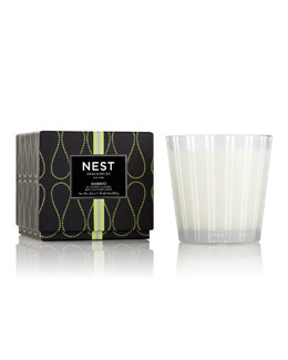 Nest 3-Wick Candle, Bamboo