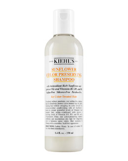 Kiehl's Since 1851 Sunflower Oil Color-Preserving Shampoo, 8.4 oz.