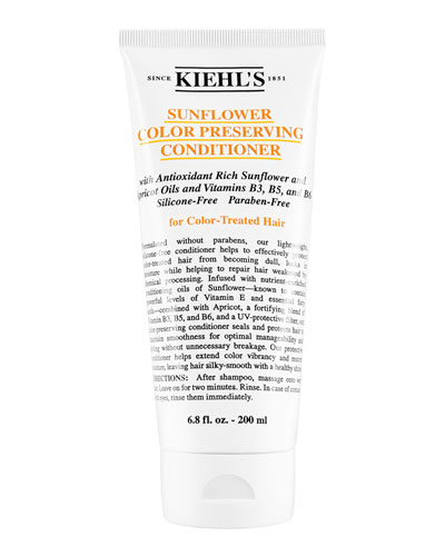 Kiehl's Since 1851 Sunflower Oil Color-Preserving Conditioner, 6.8 oz.