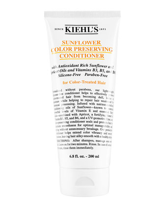 Sunflower Oil Color-Preserving Conditioner, 6.8 oz.