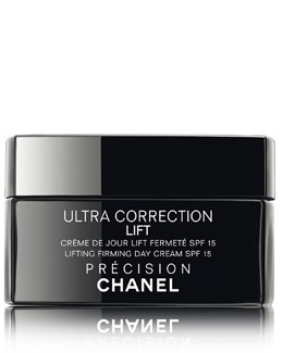 CHANEL ULTRA CORRECTION LIFT LIFTING FIRMING DAY CREAM SPF 15