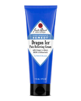 Jack Black Dragon Ice Relief & Recovery Balm, 4 oz.