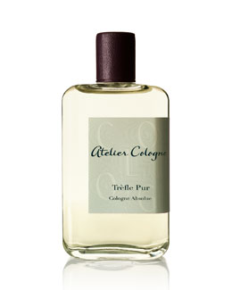 Atelier Cologne Trefle Pur Cologne Absolue, 6.7 oz.